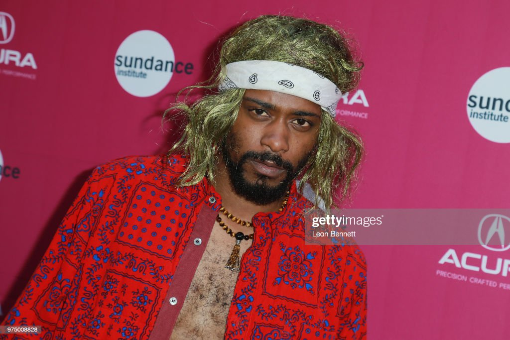 Actor Lakeith Stanfield attends Sundance Institute At Sundown at The Theatre at Ace Hotel on June 14, 2018 in Los Angeles, California.