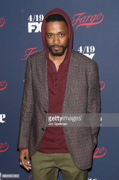 Actor Lakeith Stanfield attends the FX Network 2017 AllStar Upfront at SVA Theater on April 6 2017 in New York City