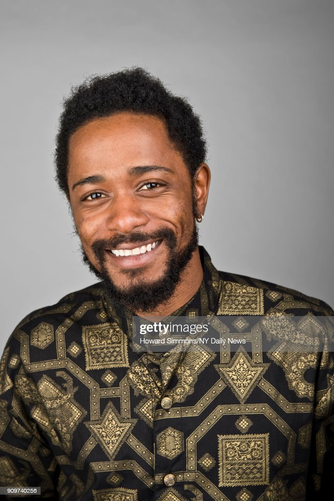 Lakeith Stanfield, NY Daily News, August 16, 2017 : News Photo