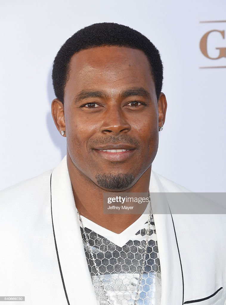 Actor Laman Rucker arrives at the premiere of OWN's 'Greenleaf' at The Lot on June 15, 2016 in West Hollywood, California.