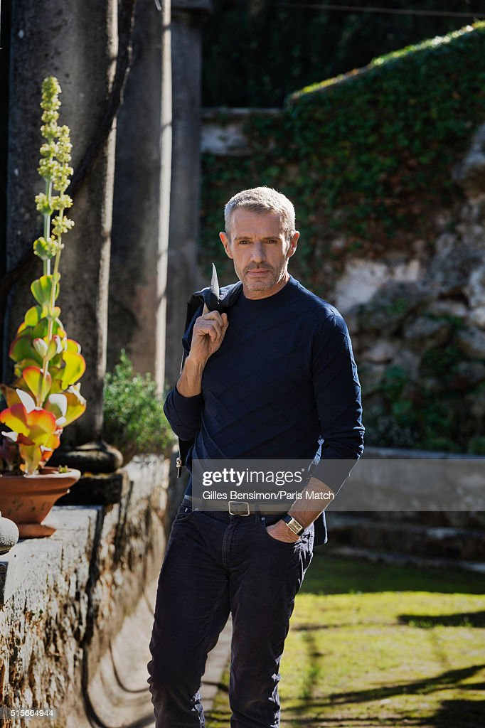 Lambert Wilson, Paris Match Issue 3486, March 16, 2016