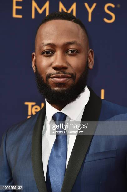 Actor Lamorne Morris attends the 2018 Creative Arts Emmy Awards at Microsoft Theater on September 8 2018 in Los Angeles California