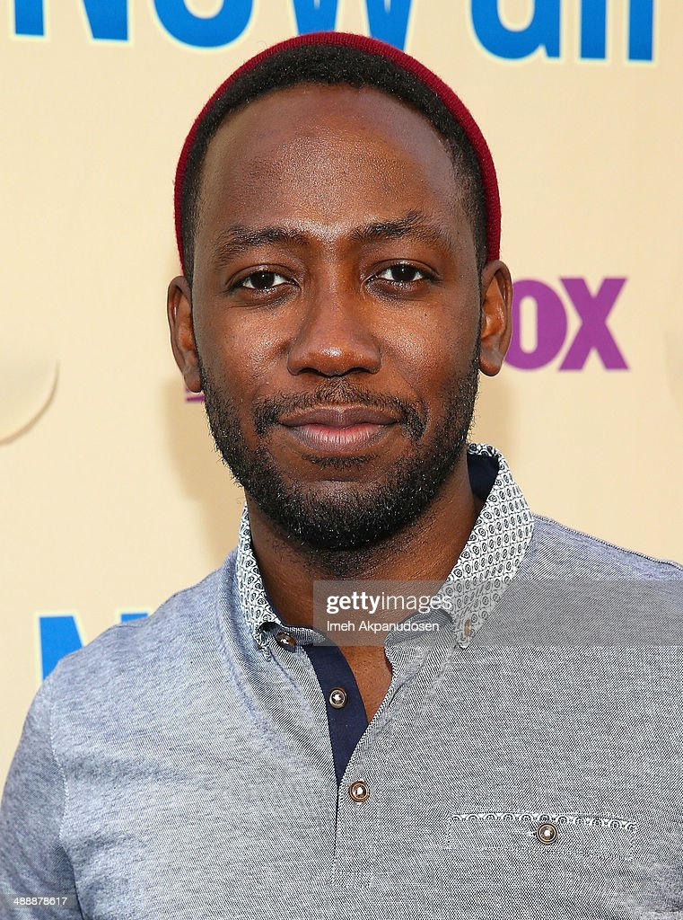 Actor Lamorne Morris attends the 'New Girl' Season 3 Finale Screening and cast Q&A at Zanuck Theater at 20th Century Fox Lot on May 8, 2014 in Los Angeles, California.