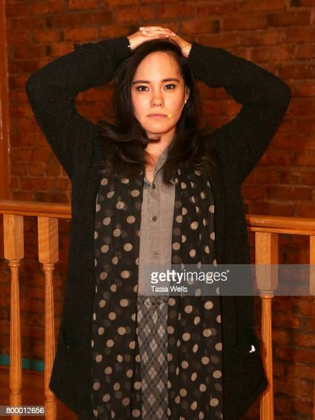 Actor Lana McKissack at The Fuse Project's Presentation of The Last Breakfast Club at Rockwell Table Stage on June 22 2017 in Los Angeles California