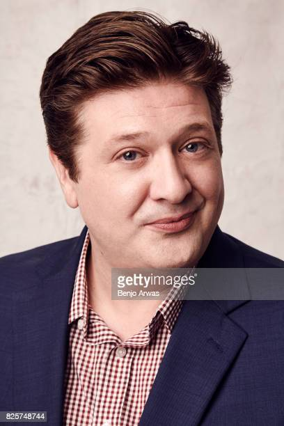 Actor Lance Barber of CBS's 'Young Sheldon' is photographed during the 2017 Summer Television Critics Association Press Tour at The Beverly Hilton...