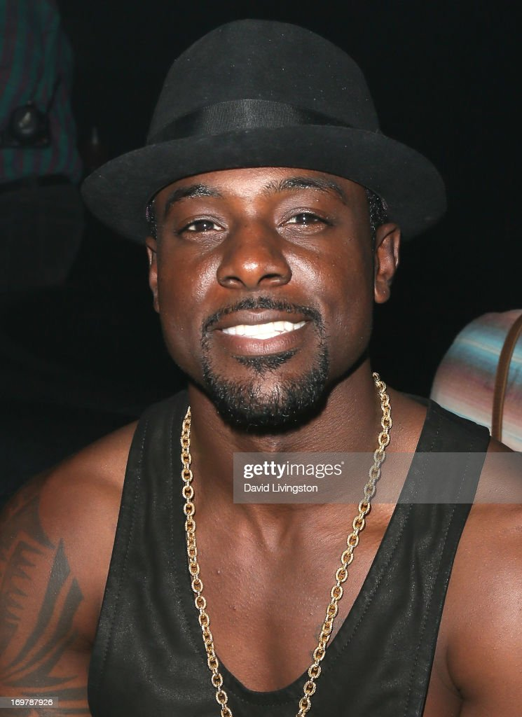Actor Lance Gross attends the kickoff for Max Schneider's 'Nothing Without Love' summer tour at the Roxy Theatre on June 1, 2013 in West Hollywood, California.