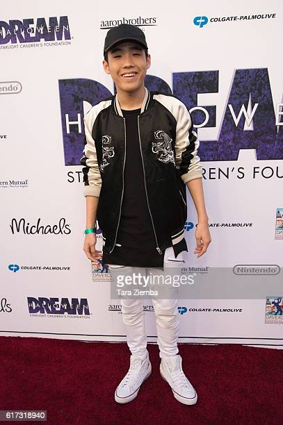 Actor Lance Lim attends Starlight's Dream Halloween 2016 on October 22 2016 in Los Angeles California