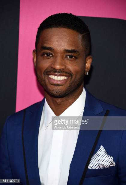 Actor Larenz Tate arrives at the premiere of Universal Pictures' 'Girls Trip' at the Regal LA Live Stadium 14 on July 13 2017 in Los Angeles...