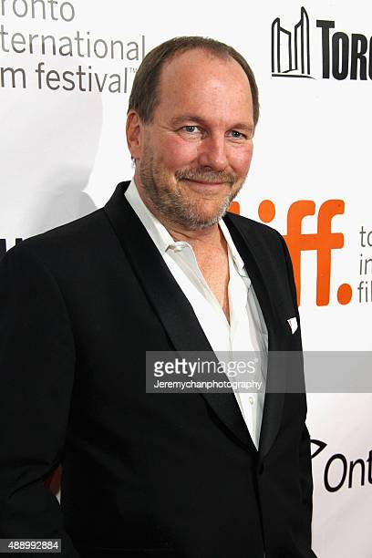 Actor Larry Day attends the Stonewall premiere during the 2015 Toronto International Film Festival held at Roy Thomson Hall on September 18 2015 in...