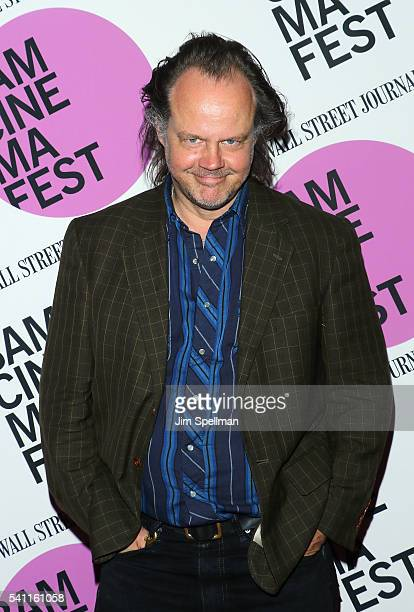 """Actor Larry Fessenden attends the BAMcinemaFest 2016 - """"In A Valley Of Violence"""" premiere at BAM Harvey Theater on June 18, 2016 in New York City."""