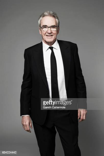 Actor Larry Lamb is photographed at the National Television Awards on January 25 2017 in London England
