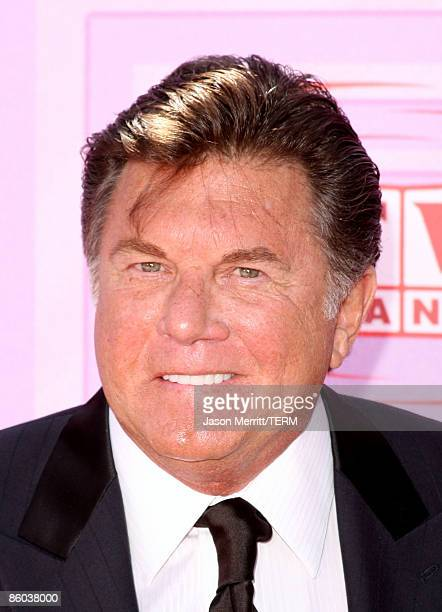 Actor Larry Manetti arrives at the 7th Annual TV Land Awards held at Gibson Amphitheatre on April 19 2009 in Universal City California