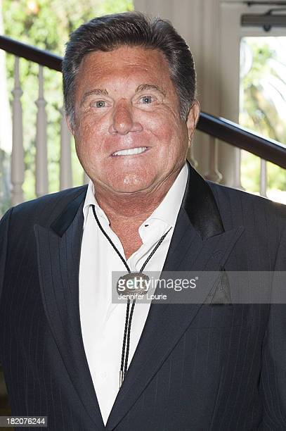 Actor Larry Manetti attends the 16th Annual Silver Spur Awards hosted by The Reel Cowboys at The Sportsman's Lodge on September 27 2013 in Studio...