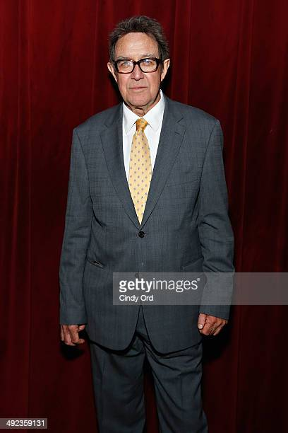 Actor Larry Pine attends the 59th Annual Village Voice Obie awards at Webster Hall on May 19 2014 in New York City