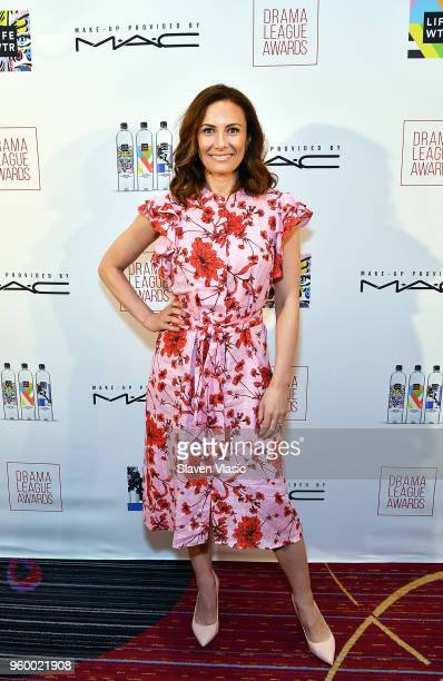 Actor Laura Benanti attends 84th Annual Drama League Awards at Marriott Marquis Times Square on May 18 2018 in New York City