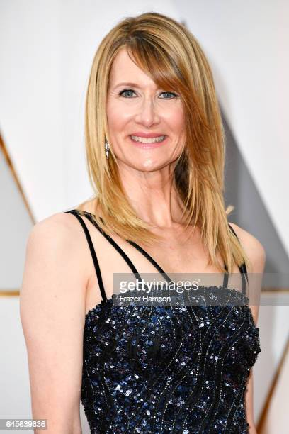 Actor Laura Dern attends the 89th Annual Academy Awards at Hollywood Highland Center on February 26 2017 in Hollywood California