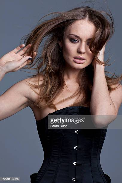 Actor Laura Haddock is photographed for Empire magazine on March 14, 2013 in London, England.