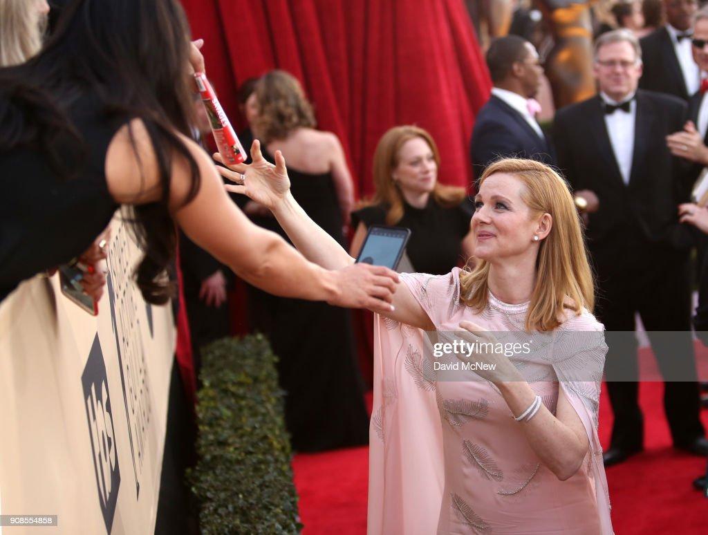 24th Annual Screen Actors Guild Awards - Fan Bleachers