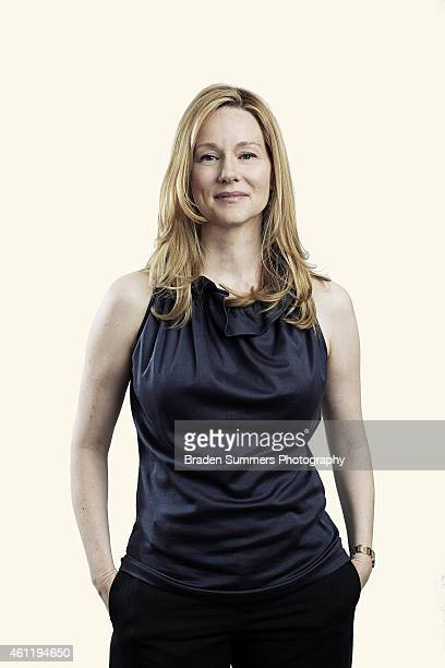 Actor Laura LInney is photographed for Self Assignment on May 6 2010 in San Francisco California