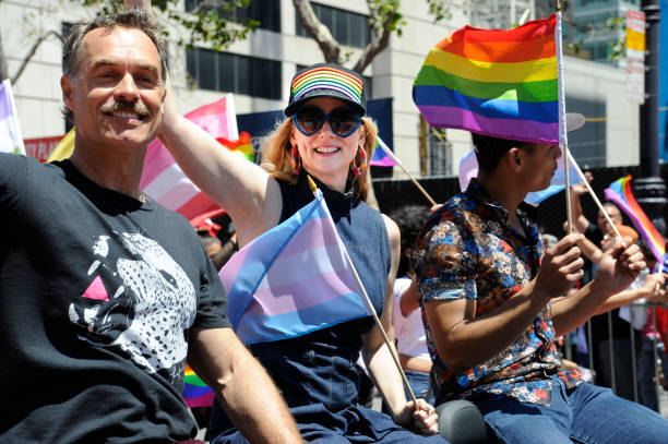 CA: San Francisco Pride Parade And Celebration 2019