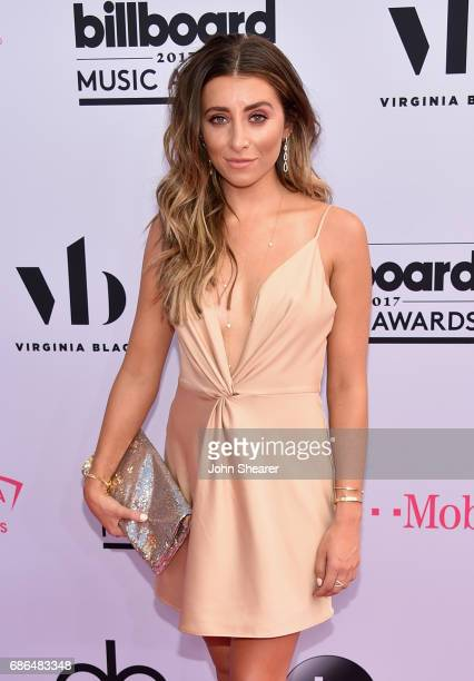Actor Lauren Elizabeth attends the 2017 Billboard Music Awards at TMobile Arena on May 21 2017 in Las Vegas Nevada