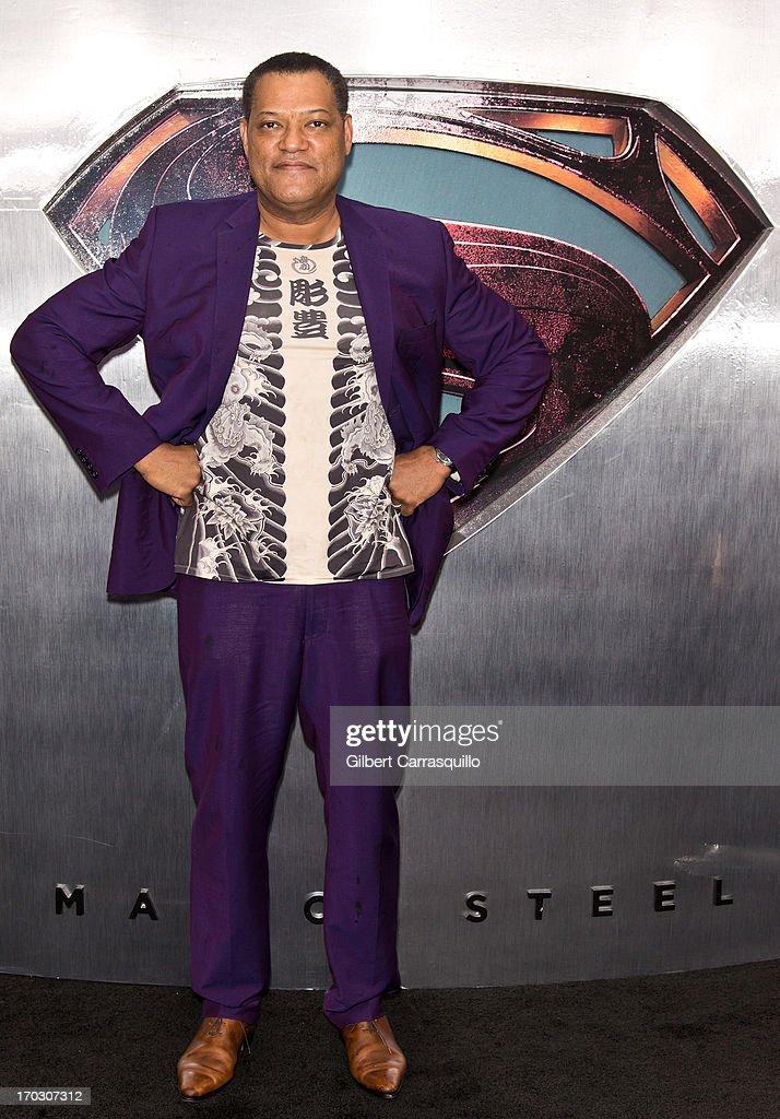 """""""Man Of Steel"""" World Premiere - Inside Arrivals"""