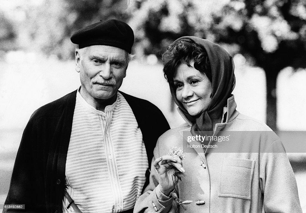 Joan Plowright Laurence Olivier