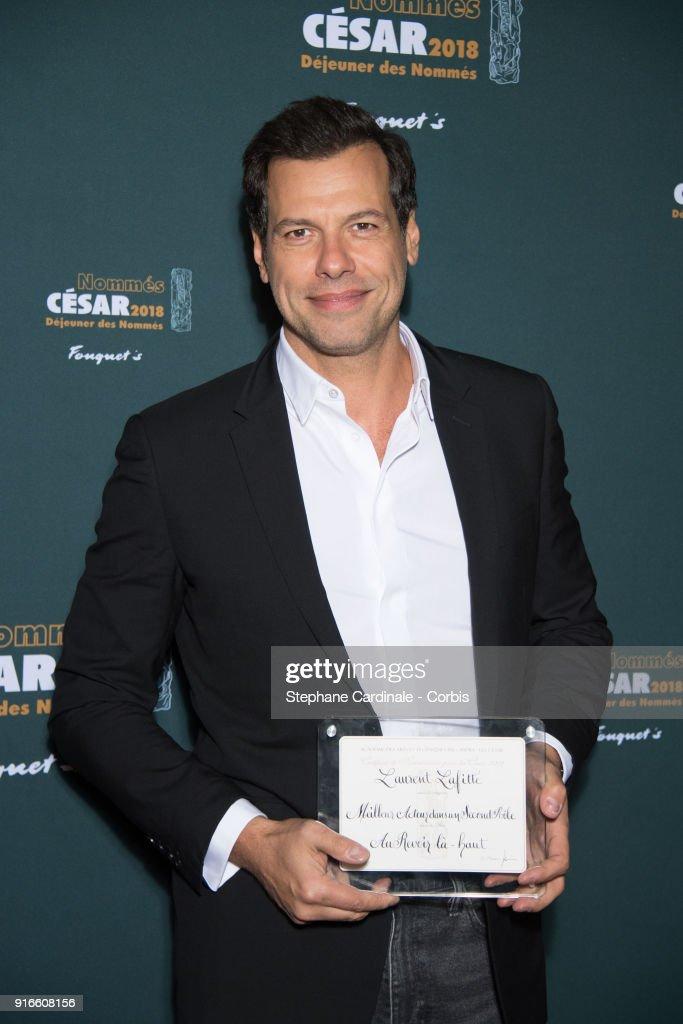 Cesar 2018 - Nominee Luncheon At Le Fouquet's In Paris