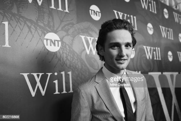 Actor Laurie Davidson attends TNT's Season One Will Premiere at Bryant Park on June 27 2017 in New York City 26058_015
