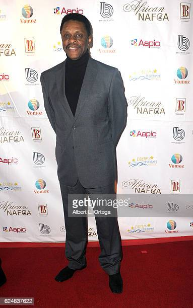 Actor Lawrence Hilton Jacobs arrives for the 6th Annual NAFCA Awards held at Alex Theatre on November 19 2016 in Glendale California