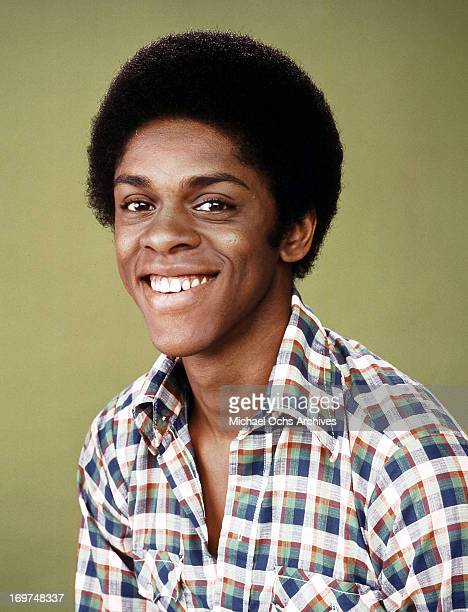 Actor Lawrence HiltonJacobs poses for a portrait in circa 1976