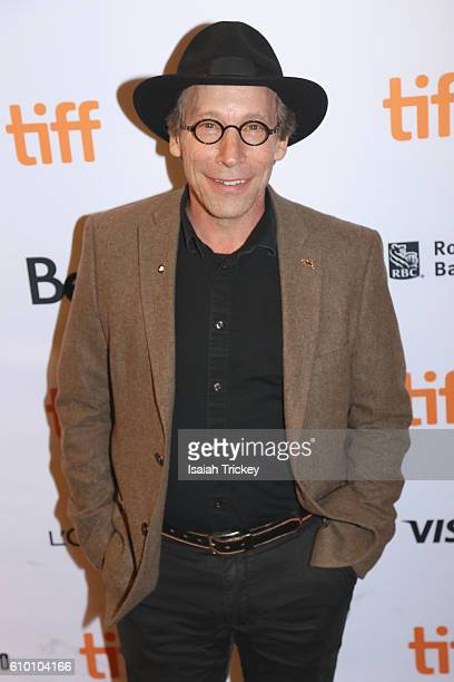 Actor Lawrence Krauss attends the 'Salt and Fire' premeire during the 2016 Toronto International Film Festival at The Elgin on September 15 2016 in...
