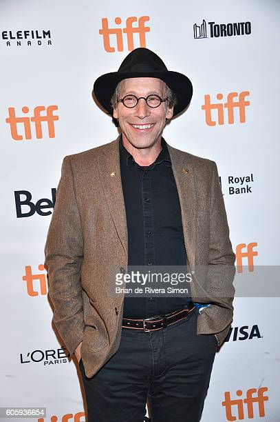 Actor Lawrence Krauss attends the 'Salt and Fire' premiere during the 2016 Toronto International Film Festival at The Elgin on September 15 2016 in...