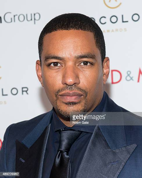 Actor Laz Alonso attends the 9th Annual ADCOLOR Awards at Pier Sixty at Chelsea Piers on September 19 2015 in New York City
