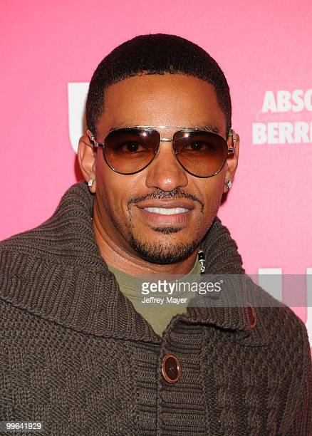 Actor Laz Alonso attends the Us Weekly Hot Hollywood Style Issue Event at Drai's Hollywood on April 22 2010 in Hollywood California