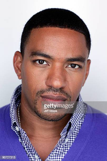 Actor Laz Alonso poses for a portrait during the 2009 Toronto International Film Festival held at the Sutton Place Hotel on September 14 2009 in...