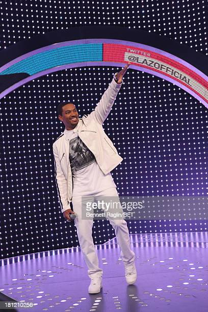 Actor Laz Alonso visits 106 Park at 106 Park Studio on September 18 2013 in New York City