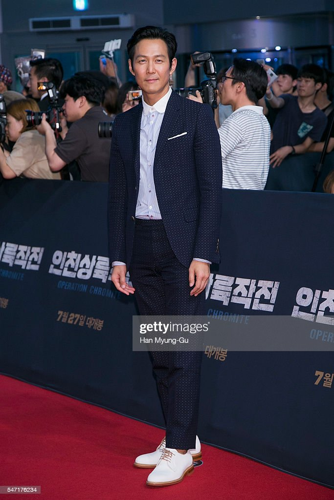 'Operation Chromite' Premiere In Seoul