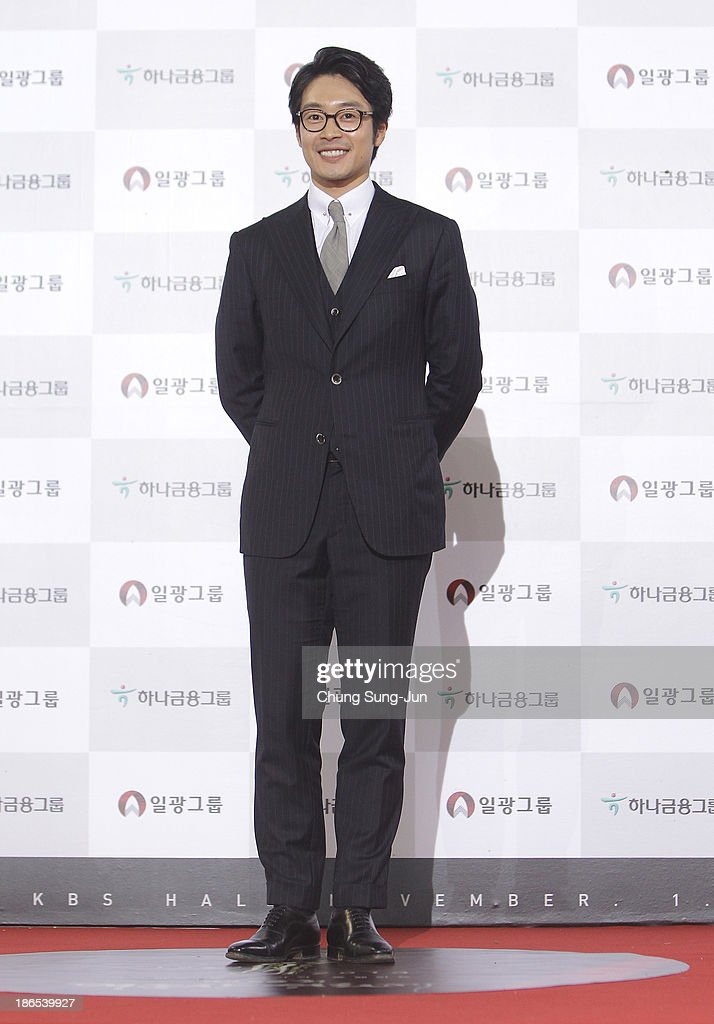 Actor Lee Kyun arrives for the 50th Daejong Film Awards at KBS hall on November 1, 2013 in Seoul, South Korea.