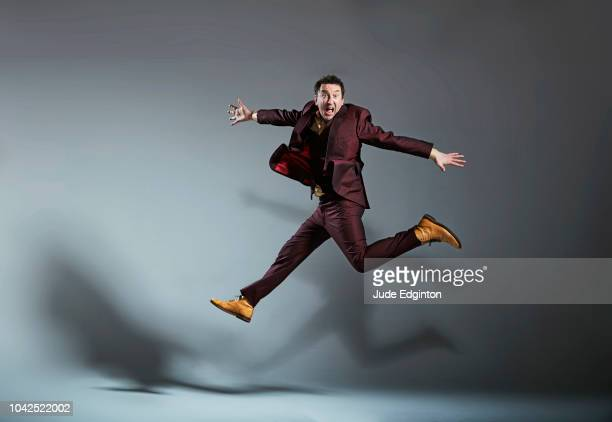 Actor Lee Mack is photographed for the Radio Times magazine on December 13 2016 in London England