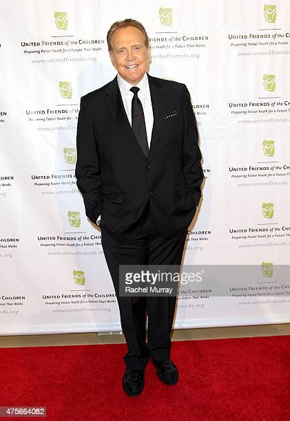 Actor Lee Majors attends United Friends Of The Children Brass Ring Awards Dinner honoring Roy Price and Ande Rosenblum at The Beverly Hilton Hotel on...