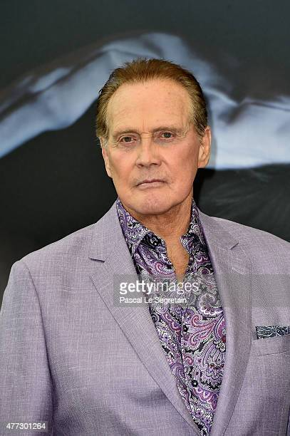 Actor Lee Majors from the TV series 'The Six Million Dollar Man' attends the 55th Monte Carlo TV Festival : Day 4 on June 16, 2015 in Monte-Carlo,...