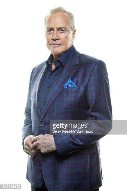 Actor Lee Majors photographed for the NY Daily News on October 6 2016 in New York City