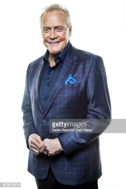 Actor Lee Majors photographed for the NY Daily News on October 6, 2016 in New York City.