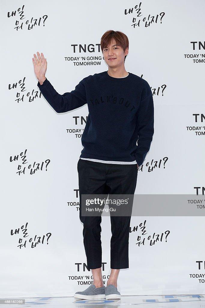 Lee Min-Ho Autograph Session For TNGT