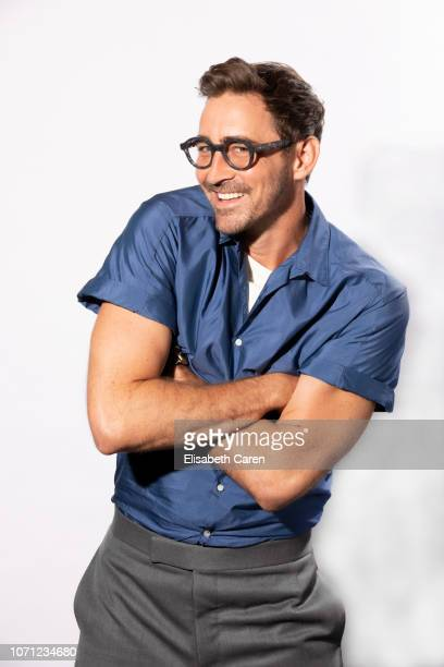 Actor Lee Pace is photographed for The Wrap on September 9, 2018 at the Toronto International Film Festival in Toronto, Ontario.