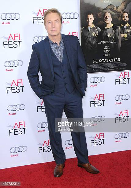 Actor Lee Perkins arrives at AFI FEST 2014 Presented By Audi Closing Night Premiere of 'Foxcatcher' at Dolby Theatre on November 13 2014 in Hollywood...