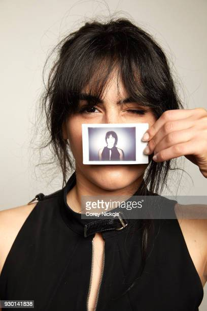 Actor Leem Lubany from the film 'Condor' poses for a portrait in the Getty Images Portrait Studio Powered by Pizza Hut at the 2018 SXSW Film Festival...