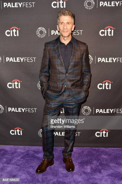 Actor Leland Orser attends For Media's 11th Annual PaleyFest Fall TV Previews for EPIX at The Paley Center for Media on September 16 2017 in Beverly...