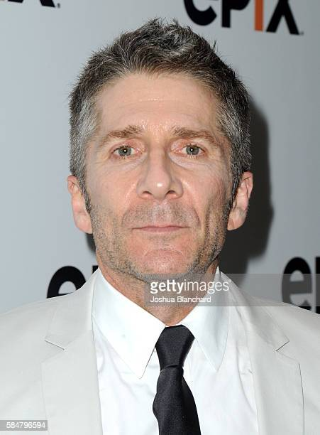 Actor Leland Orser of 'Berlin Station' attends the EPIX TCA presentation at The Beverly Hilton Hotel on July 30 2016 in Beverly Hills California